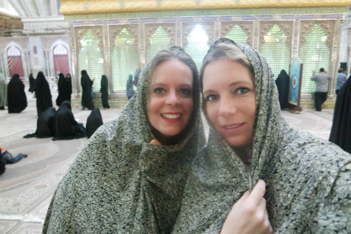visit mosque in Iran, How it's like to visit a mosque in Iran?