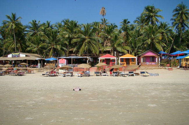 Goa best beaches, Goa, the three best beaches