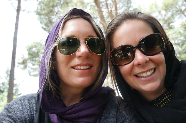 Tips Women travel Iran, Tips for women who travel to Iran