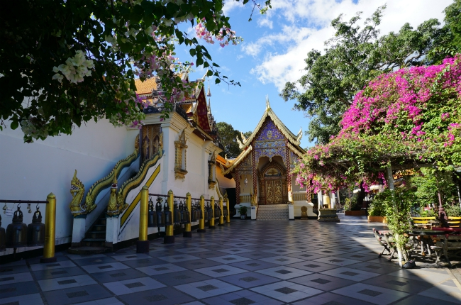 travel route north Thailand, Travel route for the north of Thailand 2 weeks