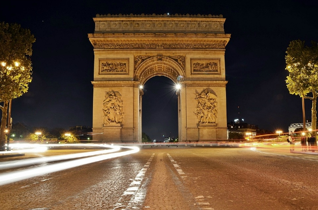 Arc de Triomphe, Visit the Arc de Triomphe in Paris