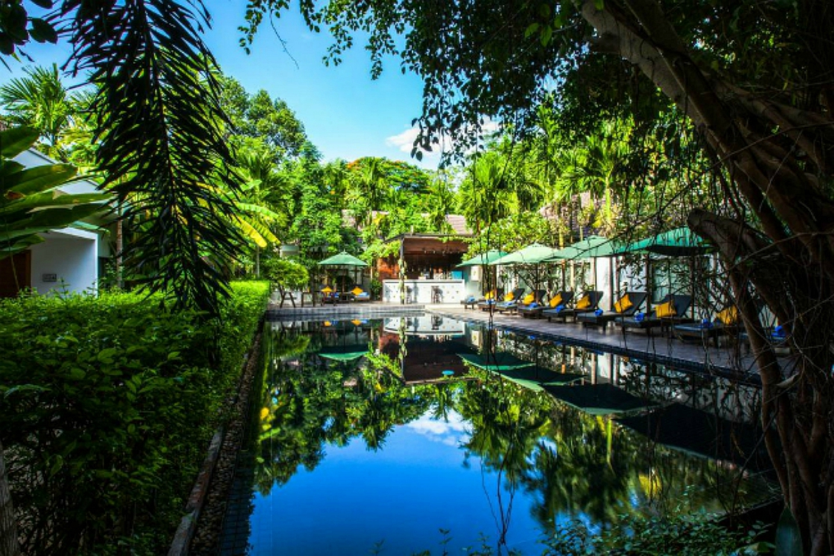 hotels in Siem Reap, The 3 greatest hotels with swimming pool in Siem Reap