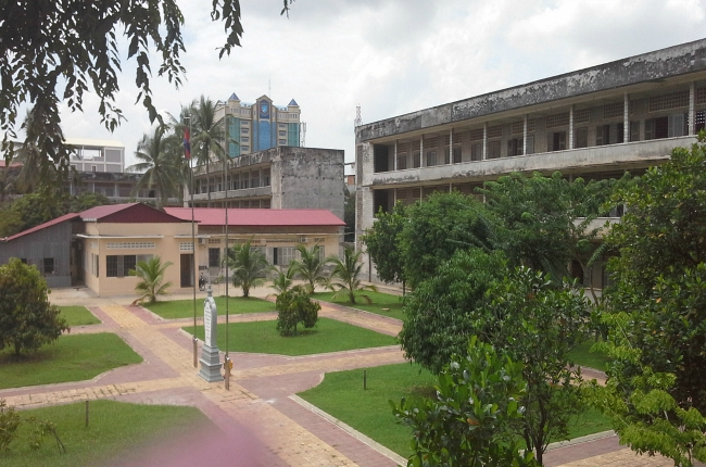 Tuol Sleng Genocide Museum, A visit to the Tuol Sleng Genocide Museum in Phnom Penh