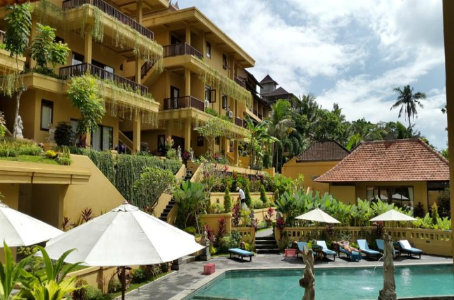 hotels swimming pool Ubud, The 3 greatest hotels with swimming pool in Ubud, Bali
