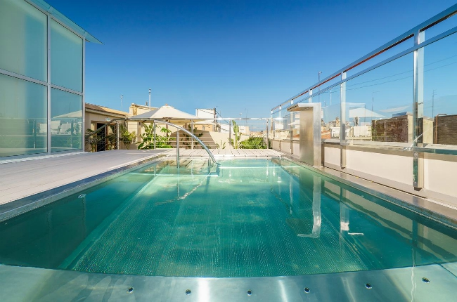 hotels with pool Valencia, The 3 nicest hotels with pool in Valencia
