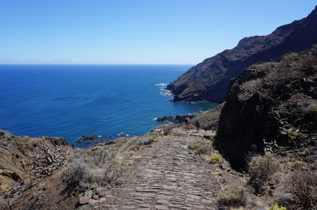hiking trails Tenerife, 3x great hiking trails on Tenerife