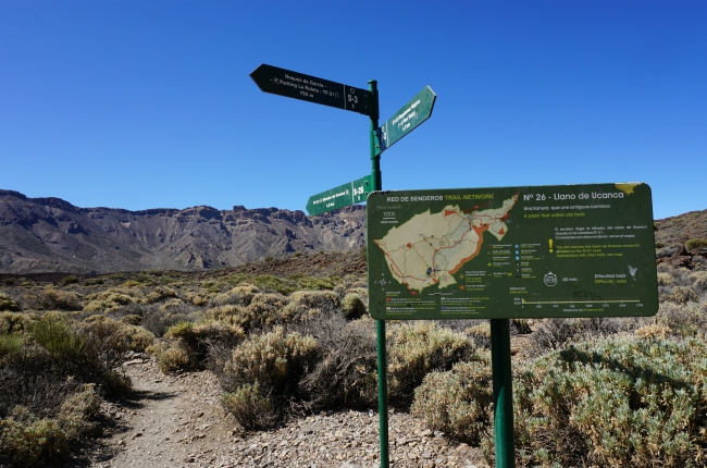 visiting Teide National Park, Visiting Teide National Park: information and tips
