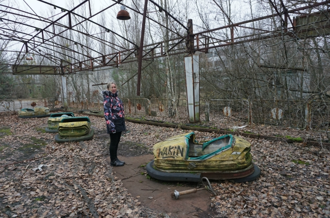 Visiting Chernobyl, Visiting Chernobyl: an excursion from Kiev